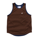 ボーラホリック 2TONE TankTop(brown/navy)