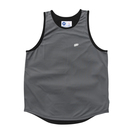 ボーラホリック 2TONE TankTop (charcoal gray/black)