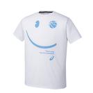 アシックス W'SプリントTシャツHS【XB982N 01A】