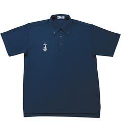 チームファイブ ボタンダウン・ポロシャツ【AP-1501】