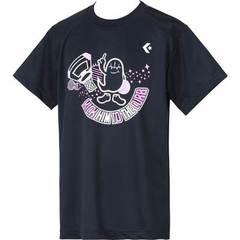 コンバース JRプリントTシャツ【CB462301 2900】