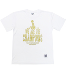 BBオリジナル【WE ARE THE CHAMPIONS】Tシャツ