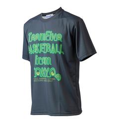 チームファイブ Tシャツ「BASKETBALL HISTORY」【ATL-058-07】