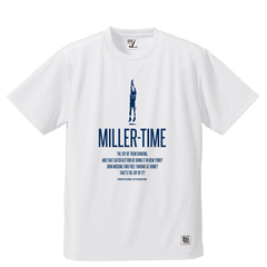 BBオリジナル【MILLER TIME】Tシャツ