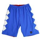 AKTR【REVERSIBLE SHORTS DIAMOND】BLUExRED