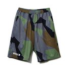 AKTR【STRUCTURE CAMO SHORTS】GREEN