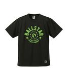 BBオリジナル【BALLSTAR】Tシャツ LADIES&KIDS BK×LGR