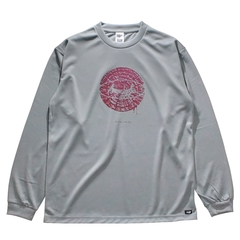 Mewship50【G.BALL-treerings】L/S PL GY×BD