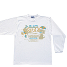 チームファイブ ロンT「STOP!」【AL-5208】