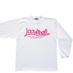 チームファイブ ロンT「LOOSE BALL」【AL-5508】