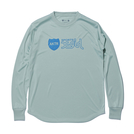 AKTR【X-girl Sports x AKTR LOGO L/S SPORTS TEE 】MINT
