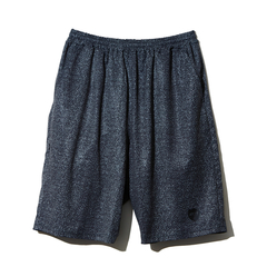 AKTR【FABRIC SHORTS】BLACK