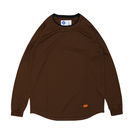 ballaholic【COOL LongTee】brown/black