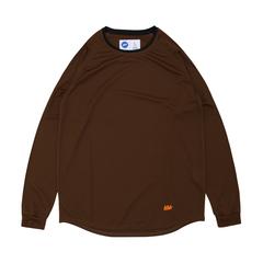 ballaholic【COOL LongTee】brown/black