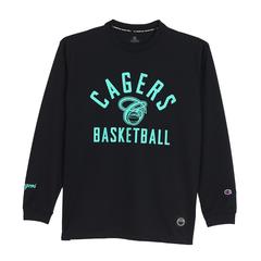 チャンピオン DRYSAVER L/S Tシャツ【C3-JB452】