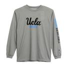チャンピオン UCLA L/S Tシャツ【C3-JB461 070】