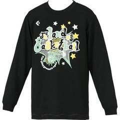 コンバース ジュニアロングスリーブシャツ【CB462303L】
