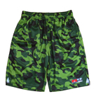 BB ORIGINAL【SOFTLY CAMO】SHORTS GR×BK