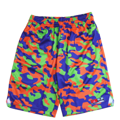 BB ORIGINAL【SOFTLY CAMO】SHORTS BL×OR×GR