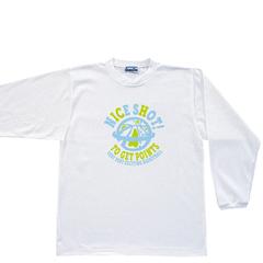 チームファイブ ロンT「ナイス・ショット」【AL-5908】