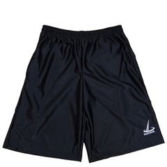 BB ORIGINAL【LIGHTENING】トリコット SHORTS BK×WH