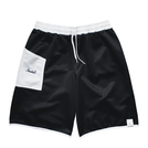 Mewship50【LIFER SHORTS】(BK×WH)