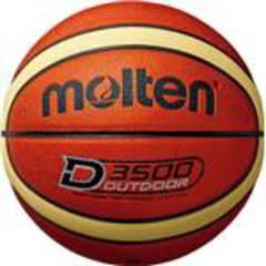 モルテン アウトドアバスケットボール【B7D3500】