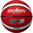モルテン ゴムバスケットボール【BGR5-RW】