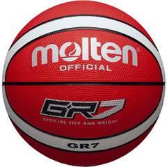 モルテン ゴムバスケットボール【BGR7-RW】