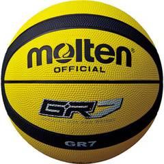 モルテン ゴムバスケットボール【BGR7-YK】