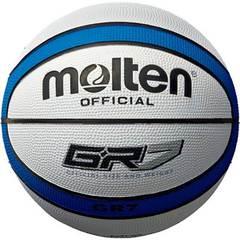 モルテン ゴムバスケットボール【BGR7-WB】