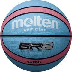 モルテン ゴムバスケットボール【BGR6CP】