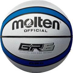 モルテン ゴムバスケットボール【BGR6WB】