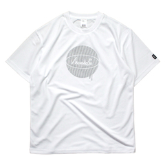 Mewship50【G.BALL-stripe】S/S PL (WH×GM)
