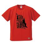 BBオリジナル【名将S.K】Tシャツ RD×BK