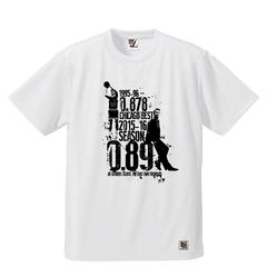 BBオリジナル【名将S.K】Tシャツ WH×BK