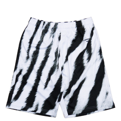 BB ORIGINAL【TIGER】SHORTS WH×BK