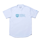 X-girl x AKTR LOGO SP TEE