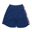 ballaholic b Playground Tape Zip Shorts