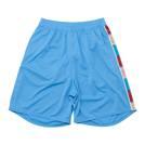 ballaholic b Playground Tape Zip Shorts