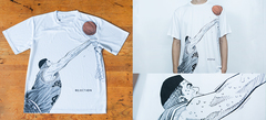 SLAM DUNK Tシャツ【赤木 REJECTION】
