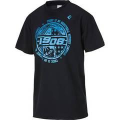 コンバース プリントTシャツ【CB272311 1900】