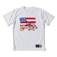 スポルディング Tシャツ LOONEY TUNES【SMT170240】