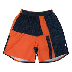 ballaholic【Playground Zip Shorts】