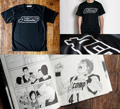 REAL Tシャツ【REAL/Acamp】