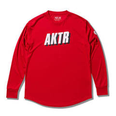 AKTR BOOTLEG CITY LOGO L/S SPORTS TEE
