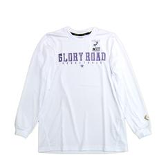 コンバース GSプリントロングスリーブシャツ【CBG272303L 1100】