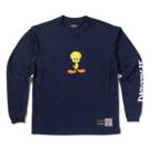 スポルディング L/S Tシャツ TWEETY【SMT171260】
