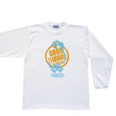 チームファイブ ロンT「グッド・チームワーク」【AL-5708】
