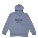 BBオリジナル【MILLER TIME】スウェットパーカー